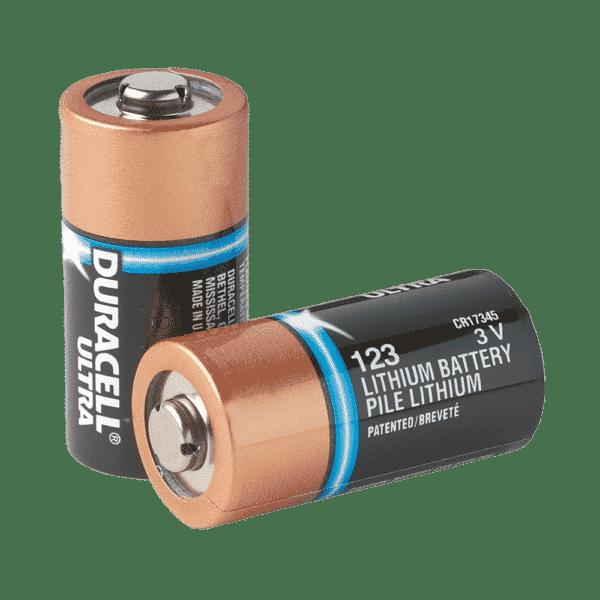 Batterier til AED Plus hjertestarter