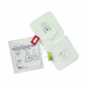 ZOLL Pedi-Padz II børneelektrode