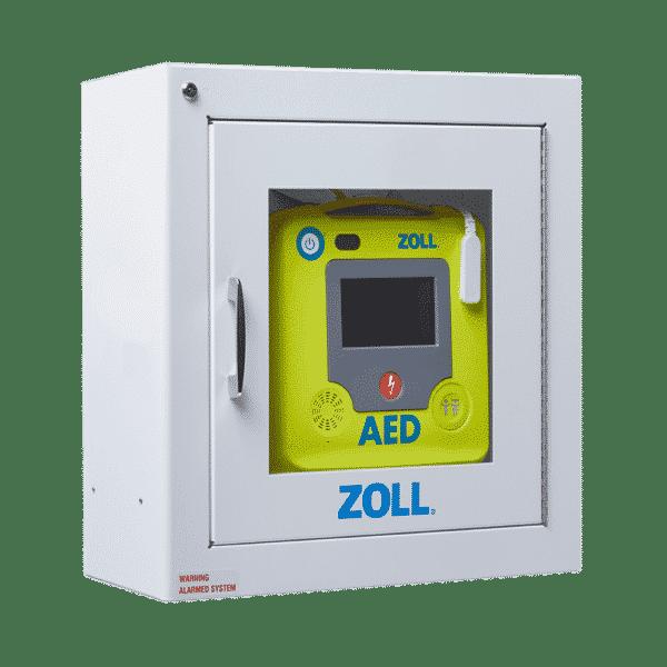 ZOLL vægskab til AED 3 hjertestarter