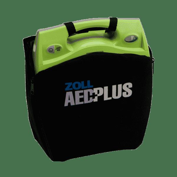 AED Plus hjertestarter bæretaske