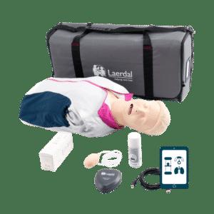 Laerdal Resusci Anne QCPR førstehjælpsdukke med luftvej
