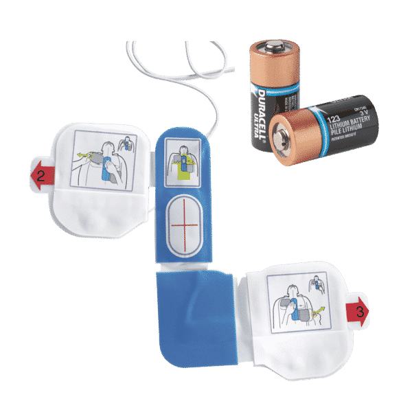 ZOLL AED Plus Batteri + CPR D