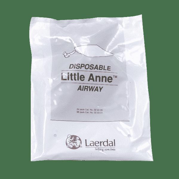 Laerdal luftveje til Little Anne