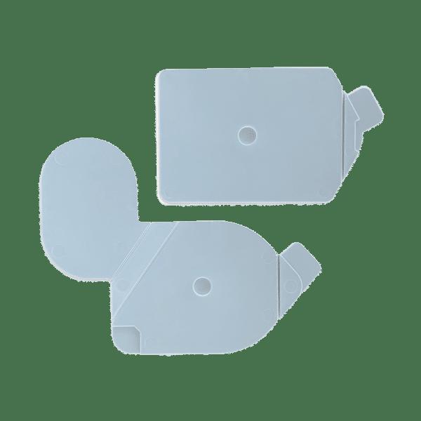 Beskyttelsesplast til CPR Uni-padz træningselektrode