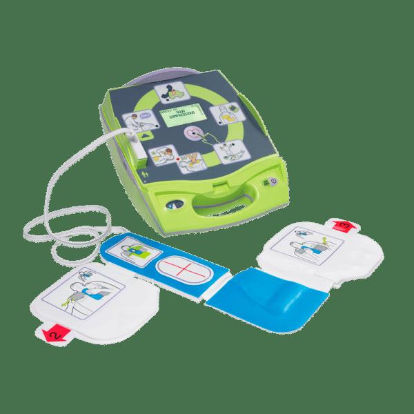 ZOLL AED Plus hjertestarter