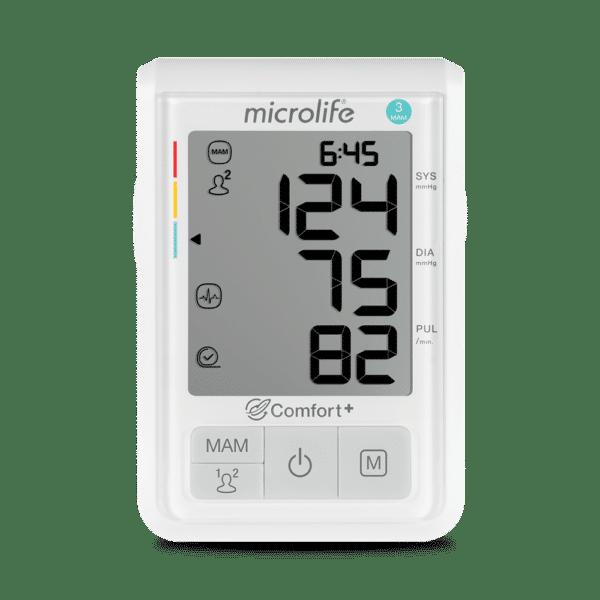 Microlife BP B3 Comfort PC Blodtryksmåler