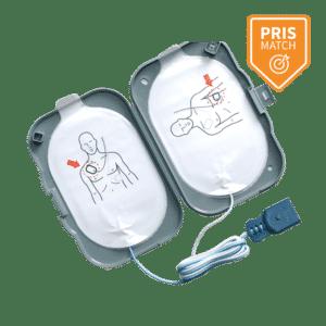 Voksen elektrode til Philips HeartStart FRx hjertestarter