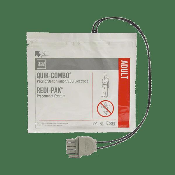 Physio Control LP500 - LP1000 elektrode til LIFEPAK 5000 og 1000 hjertestarter